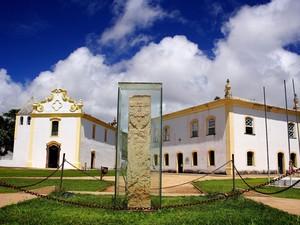 Cidade Histórica em Porto Seguro, na Bahia (Foto: Divulgação/ Prefeitura de Porto Seguro)