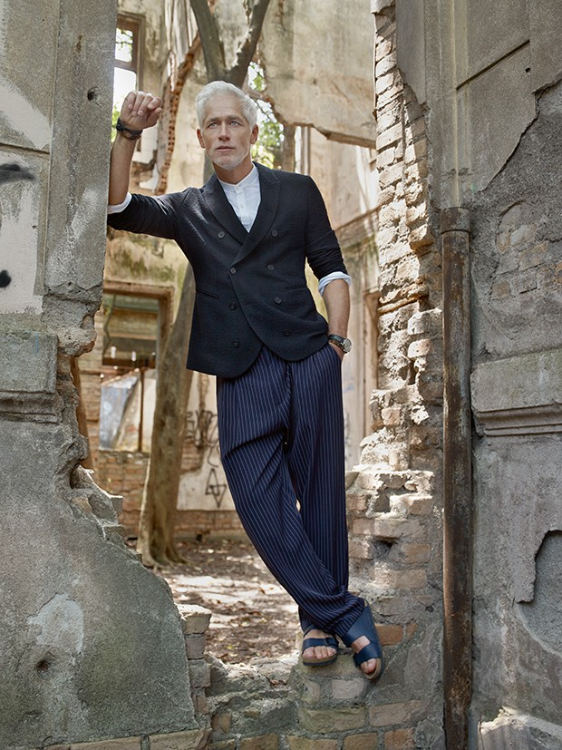 Moda Alfaiataria Custume (Foto: Miro)