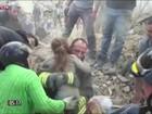 Vai a 247 o nº de mortos após forte terremoto na Itália