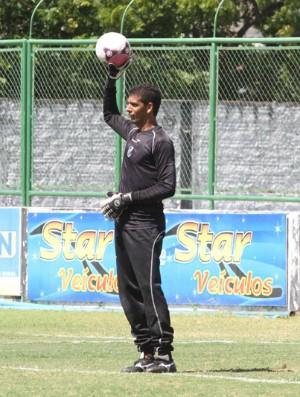 Adilson, goleiro do Ceará (Foto: Divulgação/Cearasc.com)
