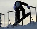 Isabel carrega as últimas esperanças do Brasil no Mundial de snowboard