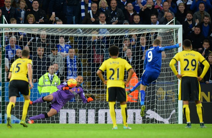 Jamie Vardy - Leicester (Foto: Getty Images)