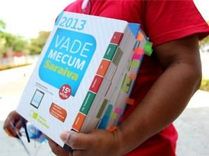 Mudança divide opinião de candidatos (Foto: Marcos Dantas/G1 AM)
