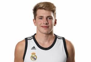 Lukas Doncic, Real Madrid, basquete (Foto: Divulgação/ Real Madrid Baloncesto)