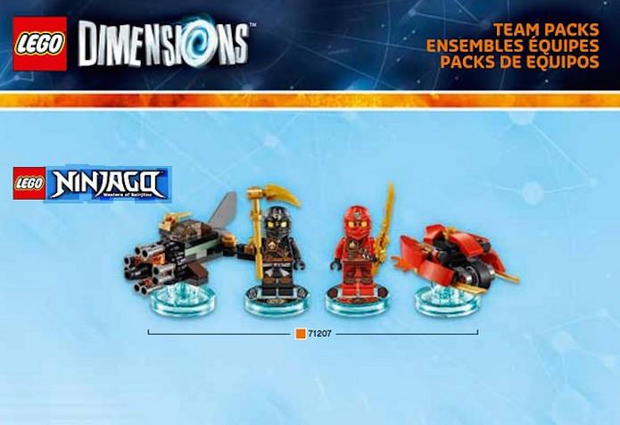 Lego Dimensions: veja as primeiras imagens dos kits de Portal e Scooby Doo (Foto: Divulgação)