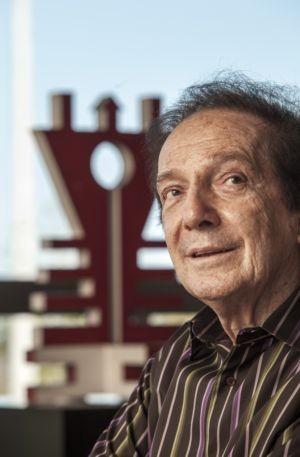Foto (Foto: O acadêmico Eduardo Portella completa 80 anos / Daniela Dacorso)