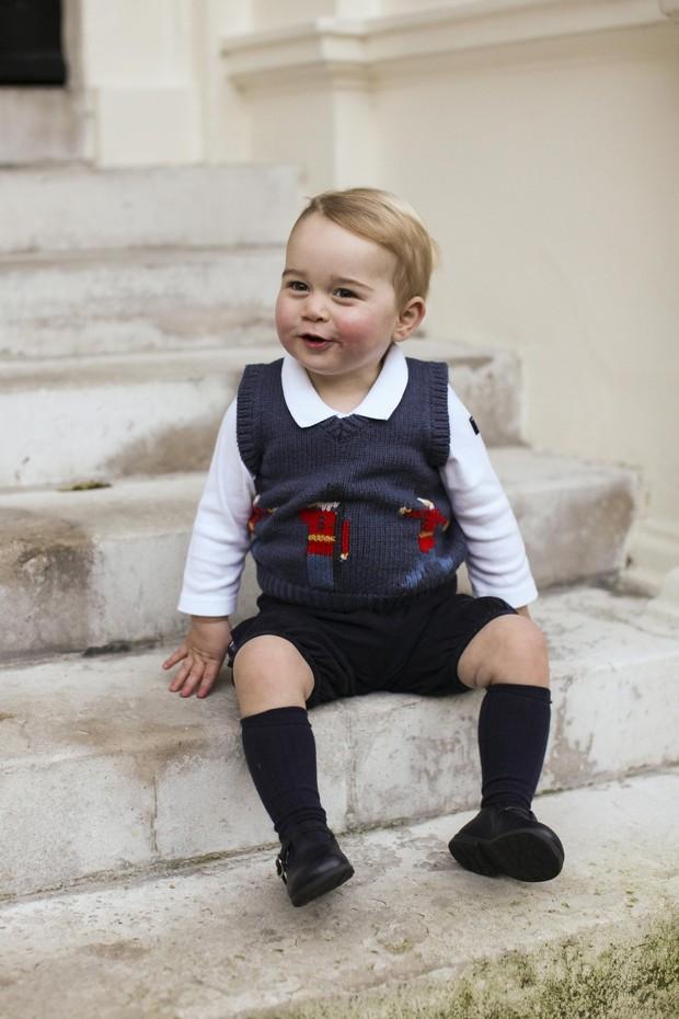 ´ (Foto: REUTERS/TRH The Duke and Duchess of Cambridge/Handou)