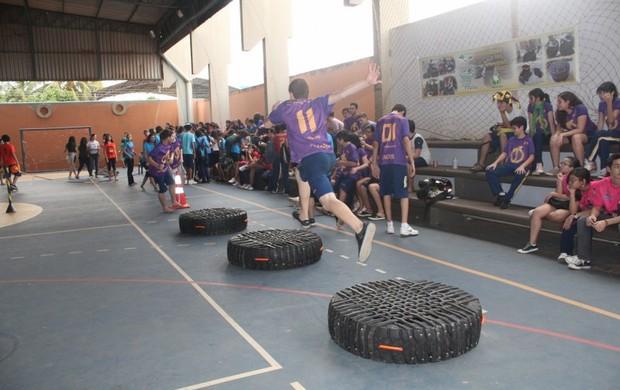 Gincana esportiva e cultural (Foto: Arquivo da organização da Gincana)
