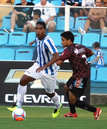 Cleber Santana Avaí Juventus (Foto: Jamira Furlani / Avaí FC)