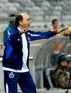 Marcelo oliveira cruzeiro e Grêmio (Foto: Gualter Naves / Light Press)