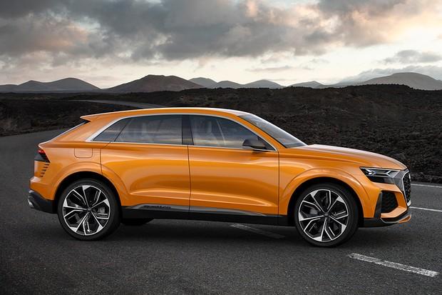 Audi Q8 Sport Concept (Foto: Audi)