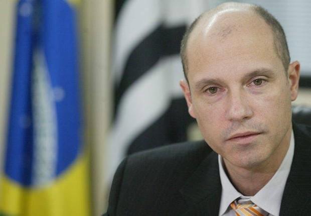 Fausto De Sanctis, desembargador do Tribunal Regional Federal da 3ª Região (Foto: Reprodução/Facebook)