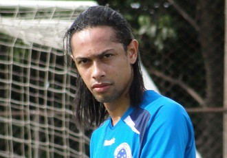 Fabio Lopes Cruzeiro (Foto: Fernando Martins/Globoesporte.com)