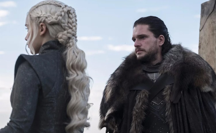 game of thrones daenerys jon snow 7x03- blog legendado
