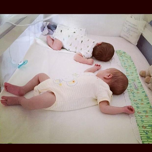 Filhos de Luana Piovani (Foto: Reprodução/Instagram)