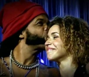 Daniela Mercury e Carlinhos Brown (Foto: Reprodução/Internet)