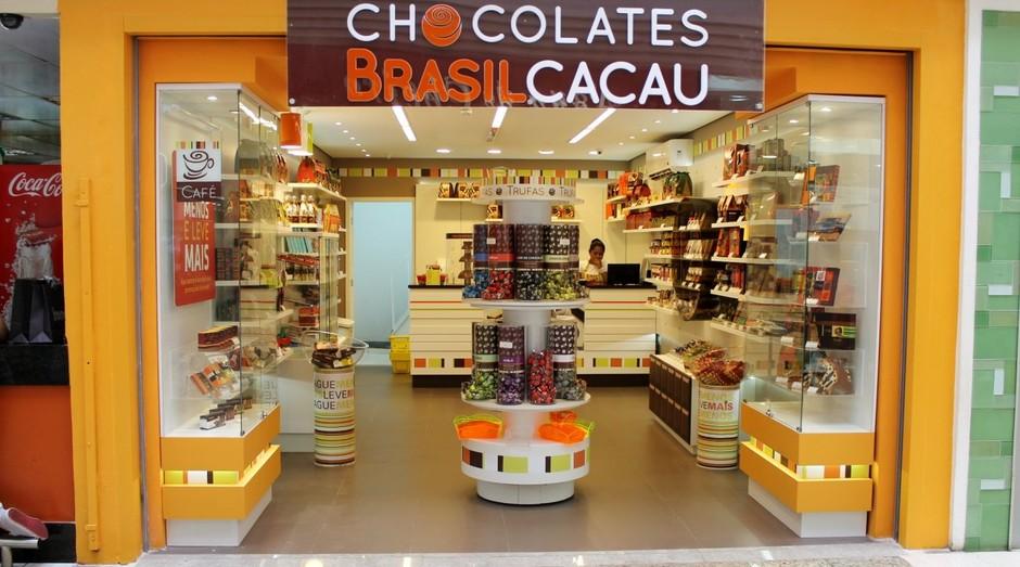 Unidade da Chocolates Brasil Cacau (Foto: Divulgação)