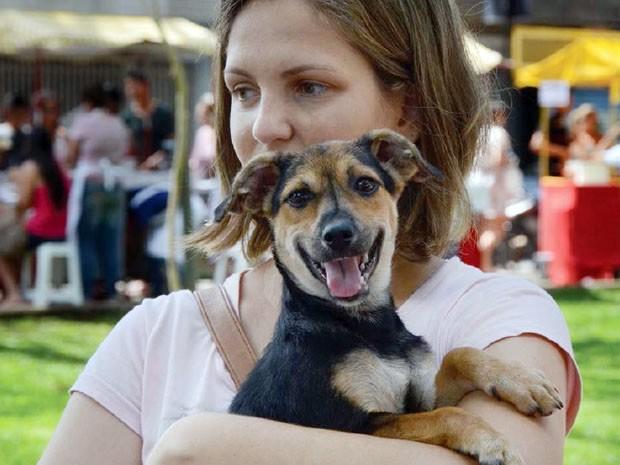 A relação entre humanos e animais é o tema principal do lançamento em Lavras, MG (Foto: Livro 'Viver o Amor aos Animais')