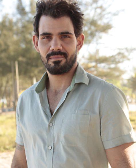 Ninho ( Juliano Cazarré ) (Foto: TV Globo)