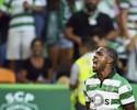 Sporting vence e reassume a liderança com as estreias de André e Elias