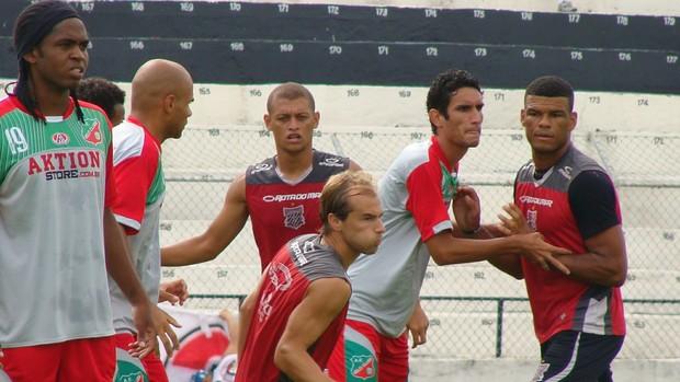 paulista velo clube jogo-treino (Foto: Divulgação / Paulista FC)