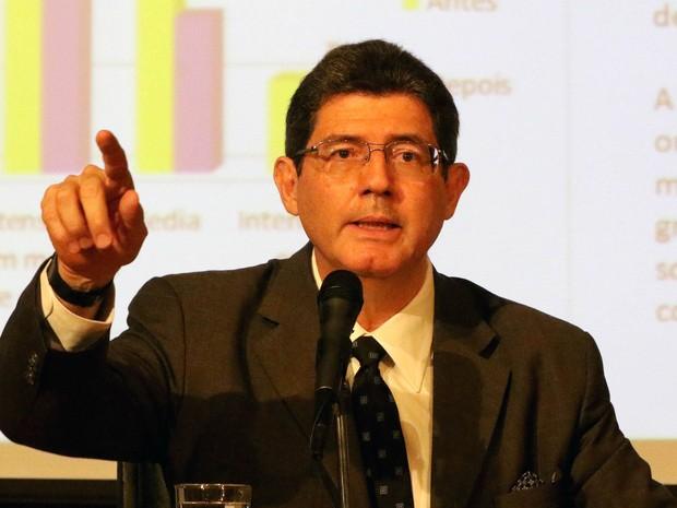 Joaquim Levy desoneração folha 02 (Foto: Francisco Stuckert/Futura Press/Estadão Conteúdo)