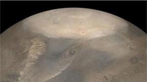 Viagem a Marte duraria 500 dias (Foto: Nasa/via BBC)
