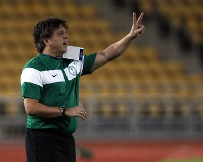 Rogério Lourenço, técnico de futebol (Foto: Divulgação)
