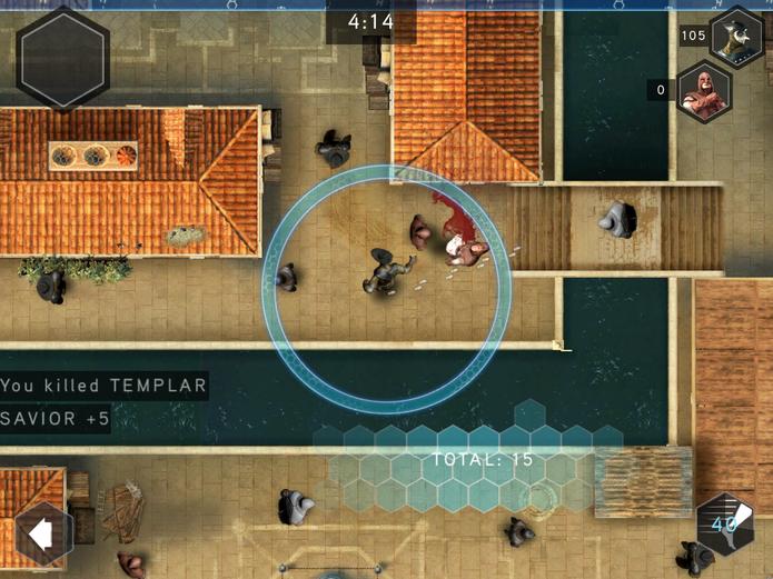 Assassins Creed: Multiplayer Rearmed era multiplayer criativo (Foto: Divulgação/Ubisoft)