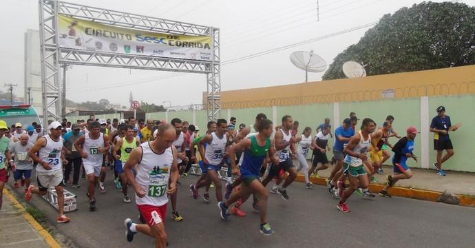 Corrida do Trabalhador acontece em Garanhuns (Foto: Divulgação / Secom Garanhuns)
