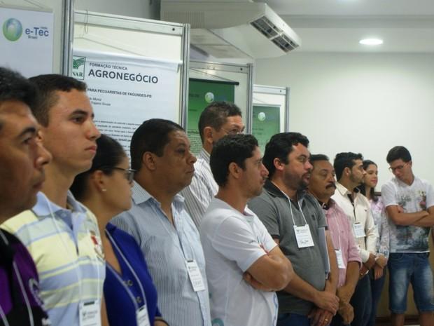 Curso técnico em Agronegócio na Paraíba é promovido pelo Senar (Foto: Jocélio Oliveira/Senar-PB)