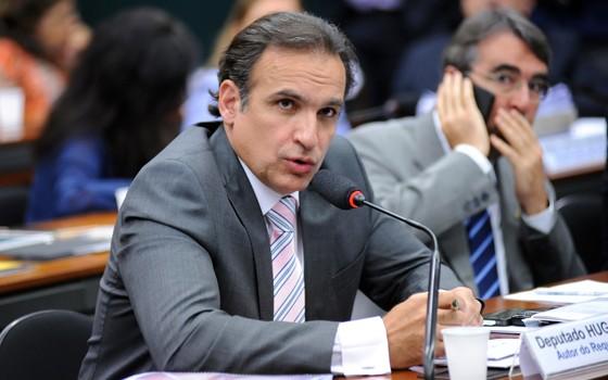 O deputado federal Hugo Leal (Foto: Agência Câmara)