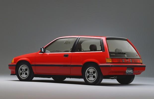 Honda Civic 1984 (Foto: Divulgação)