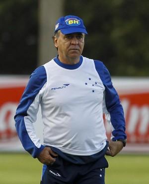 Marcelo Oliveira Cruzeiro (Foto: Washington Alves/Light Press)