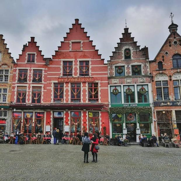 Flandres, no norte da Bélgica: o destino gastronômico que você precisa conhecer (Foto: Reprodução/Instagram)