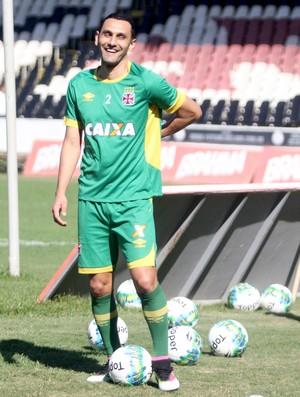 rafael marques treino vasco (Foto: Paulo Fernandes / Vasco.com.br)