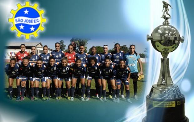 São José é campeão da Libertadores 2013 (Foto: Conmebol/ Divulgação)