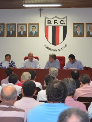 Conselheiros do Botafogo-SP (Foto: Rafael Martinez / BFC)