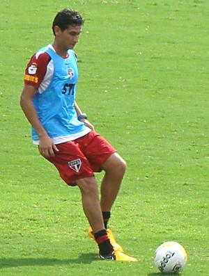 Paulo Henrique Ganso, meia do São Paulo (Foto: Divulgação/ Site Oficial do São Paulo)