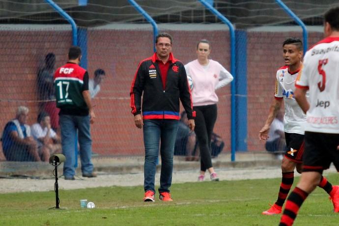 Luxemburgo Flamengo (Foto: Jamira Furlani/Avaí FC)