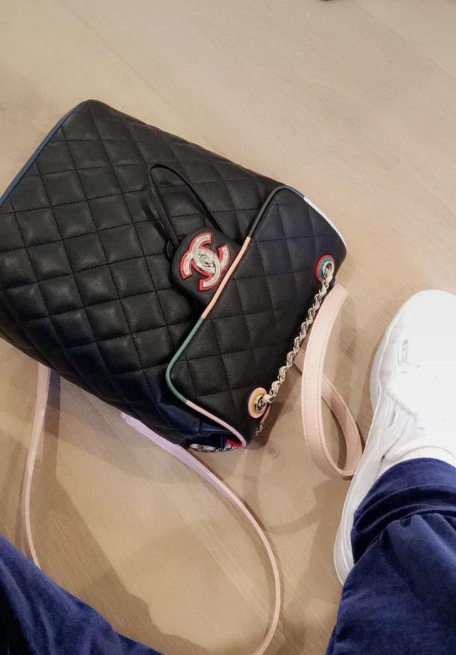 Mochila Chanel  (Foto: Reprodução)
