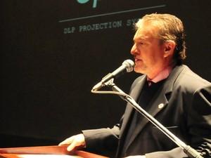Ary Vanazzi foi presidente de São Leopoldo entre 2005 e 2012 (Foto: Marcos Eifler / Divulgação, ALRS)