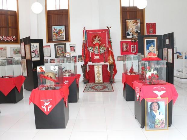Museu do Divino é local para conhecer um pouco da história da festa (Foto: José Carlos Cipullo/Associação Pró-Festa do Divino)