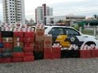 Polícia apreende quase dois mil pacotes de cigarros ilegais em Jaú