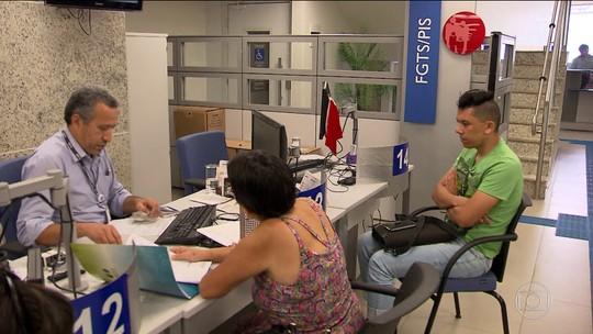 Saque de contas inativas do FGTS atrai interesse de muitos brasileiros