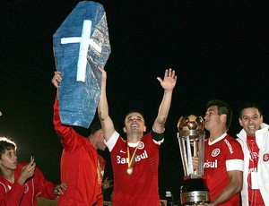 Internacional Taça de Campeão, D'alessandro (Foto: Wesley Santos / Futura Press)