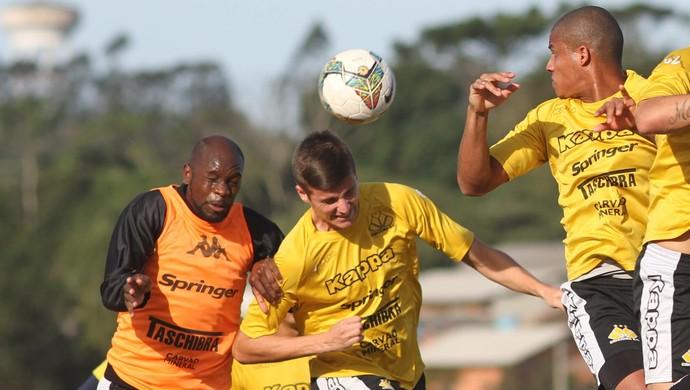Adalberto Iago Maidana Criciúma (Foto: Fernando Ribeiro/www.criciumaec.com.br)