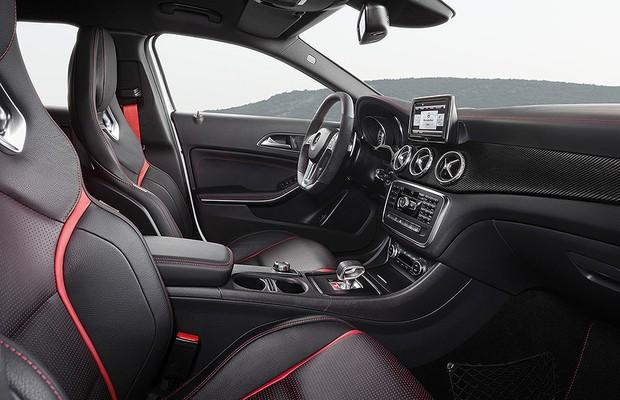 Mercedes-Benz GLA 45 AMG (Foto: Mercedes-benz)
