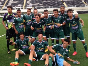 Luverdense, sub-20 (Foto: Assessoria/Luverdense Esporte Clube)