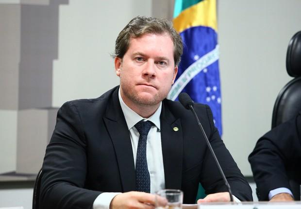 Marx Beltrão, ministro do Turismo (Foto: Antonio Augusto / Câmara dos Deputados)